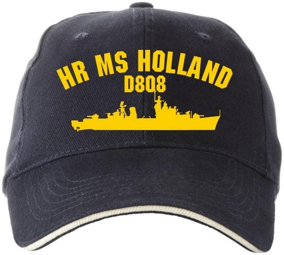 Cap Hr Ms Holland met contour | CapD808 contour
