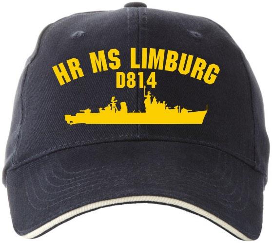 Cap Hr Ms Limburg met contour | CapD814contour